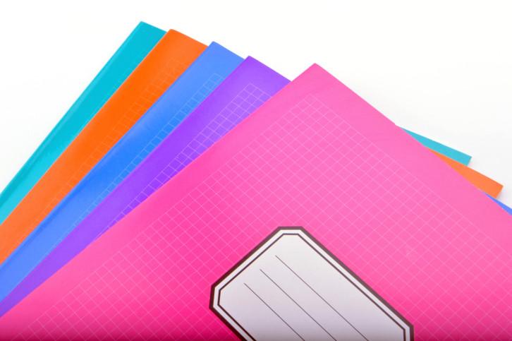 Quaderni colorati