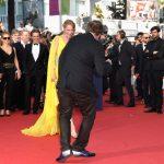 Uma Thurman e Quentin Tarantino