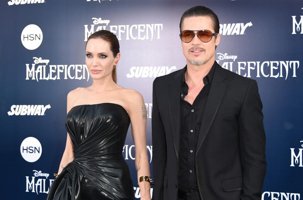 Un'altra immagine della coppia sul red carpet