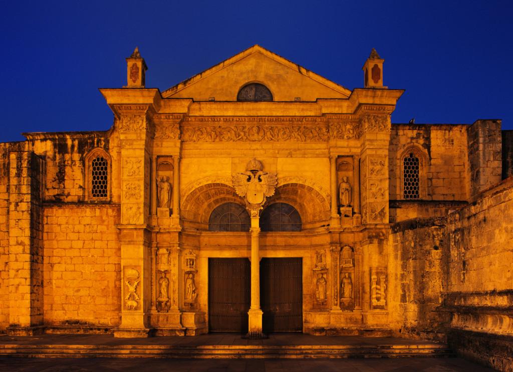 A Santo Domingo si può ammirare la prima cattedrale del Nuovo Mondo, suggestiva e affascinante
