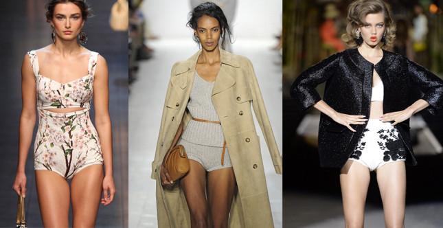 Trend culotte