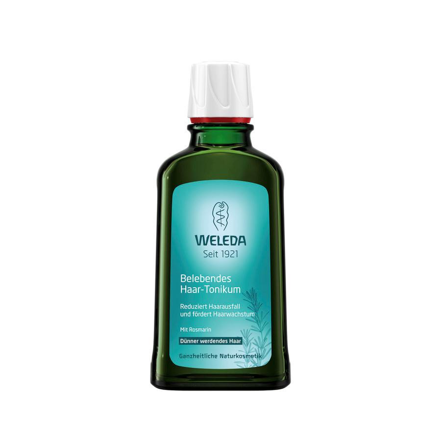 lozione per capelli al Rosmarino di Weleda