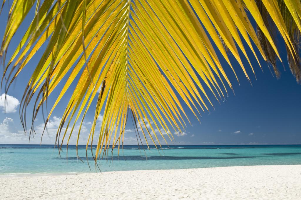 Boca Chica è la spiaggia della capitale con acque verdi e una stupenda barriera corallina