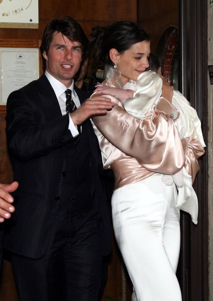 Tom e Katie verso il matrimonio in Italia
