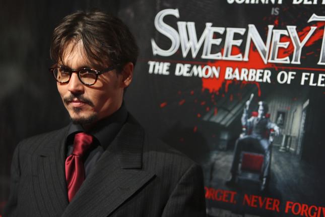 Johnny Depp alla premiere di NY di