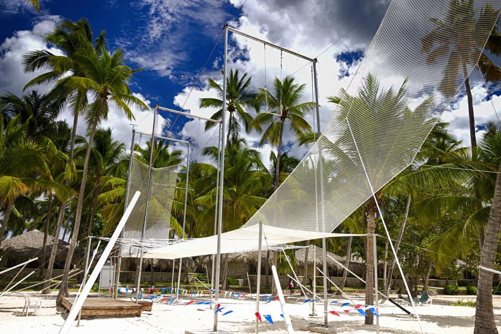 A Santo Domingo vi potete divertire praticando tanti sport, quelli acrobatici, ma anche quelli in acqua