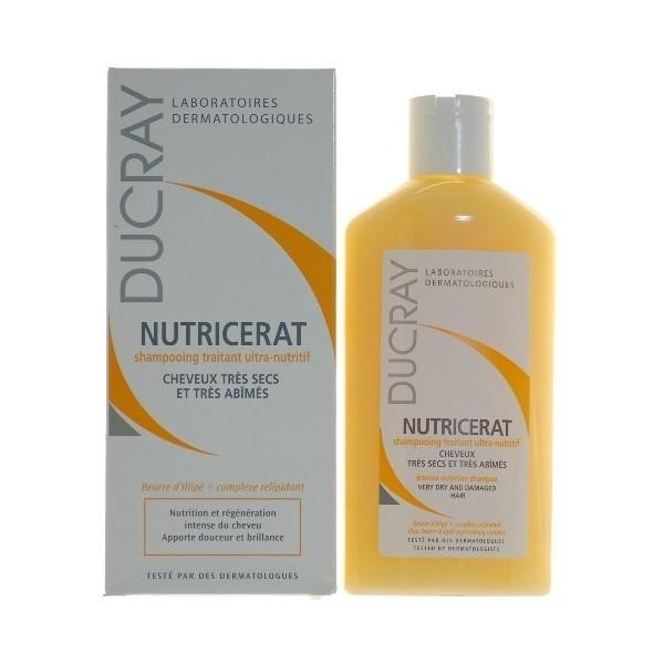 Nutricerat di Ducray - lo shampoo