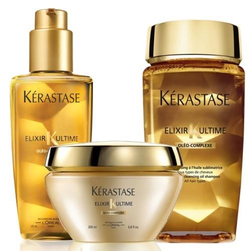 Elixir Ultime di Kerastase - la linea completa di prodotti