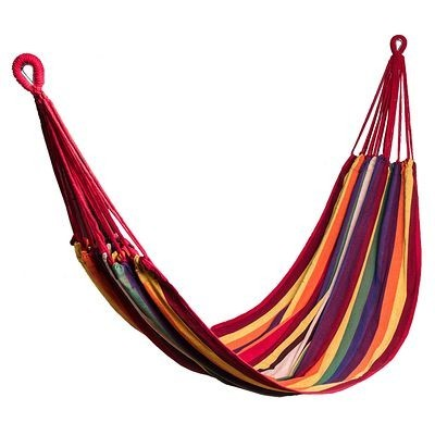maca Camping Frendo Decathlon, in cotone multicolor. Costo 39,95 euro