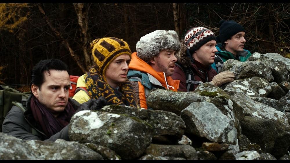 Andrew Scott, Michael Legge, Andrew Bennett, Brian Gleeson, Hugh O'Conor