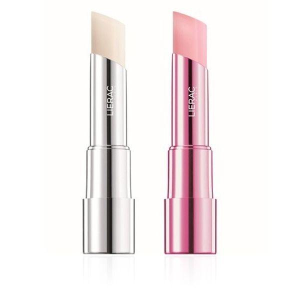 Lierac Hydra-Chrono+ Lèvres è un balsamo labbra fondente, ad azione riparatrice, nelle versioni naturali e gloss rosé