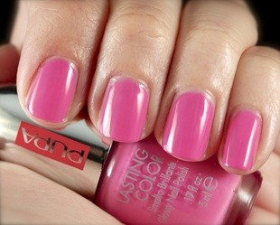 Barby Pink, Pupa