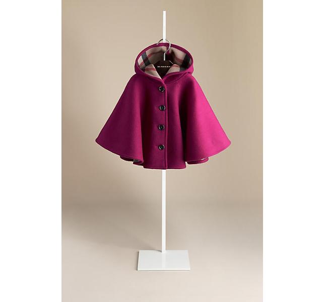c36d9b79ee37 Burberry, la collezione bambino fw 2014-2015 - UnaDonna