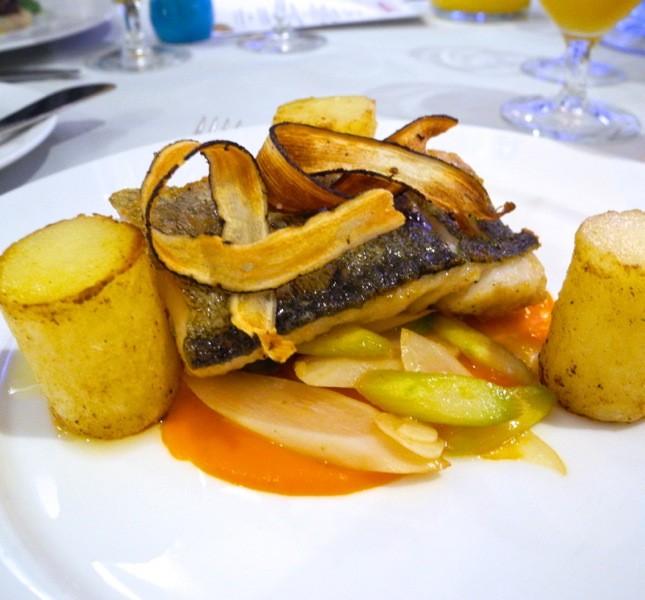 Sulle zone costiere della Polonia potete assaggiare i pesci del Baltico come salmone, merluzzo e rombo ©CMariani