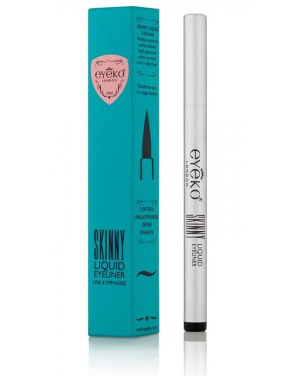 Eyeko Skinny Liquid Eyeliner Black : eyeliner in penna