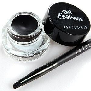 Eyeliner in gel waterproof di Fräulein3°8