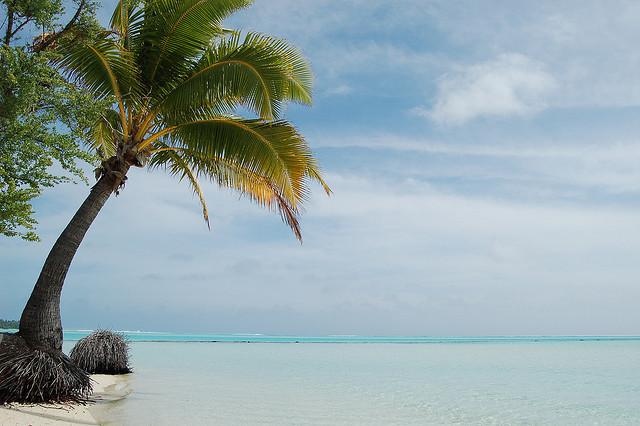 paesaggi Isole Cook