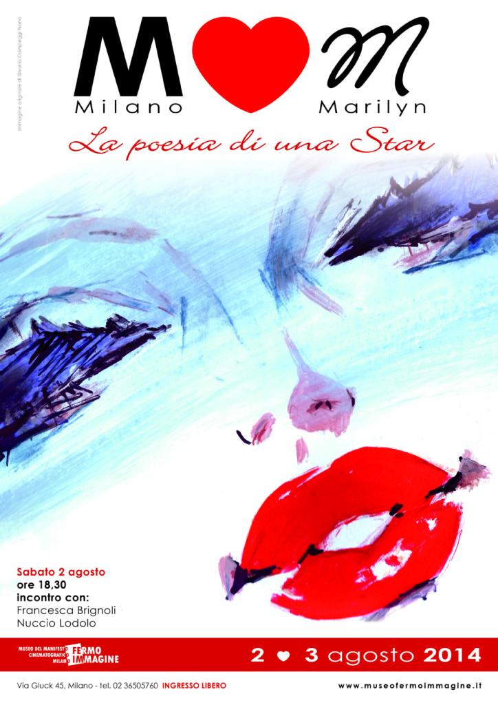 Marilyn Milano, Fermo Immagine al Museo del Manifesto Cinematografico di Milano