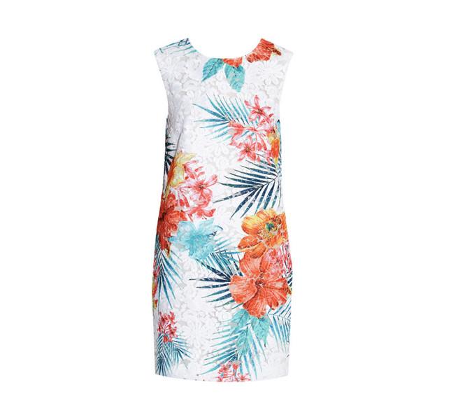 MSGM vestito tropical