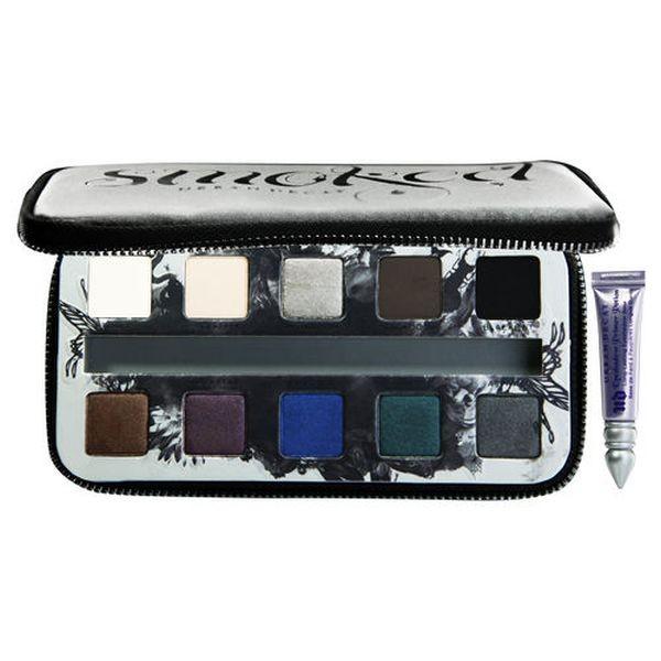 Urban Decay Smoked Eyeshadow Palette permette di realizzare un make up profondo e sensuale