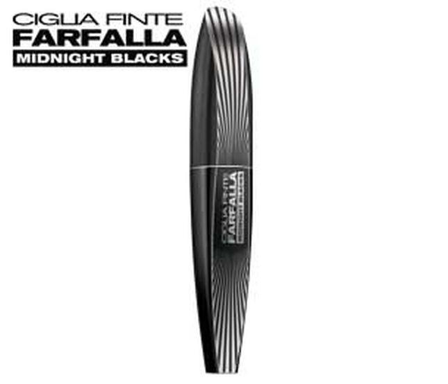 Ciglia lunghissime, separate e incurvate con L'Oréal Ciglia Finte Farfalla Midnight Blacks