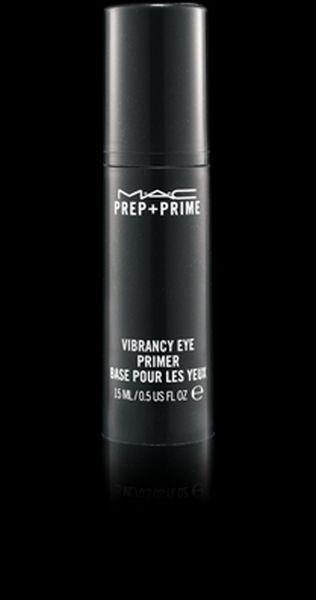 Mac Cosmetics Prep + Prime Vibrancy Eye è ideale come base del make up occhi nude