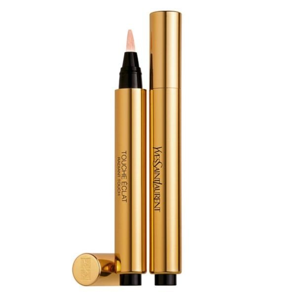 Yves Saint Laurent Touche Eclat è la base ideale per realizzare un make up occhi con pochi sapienti tocchi