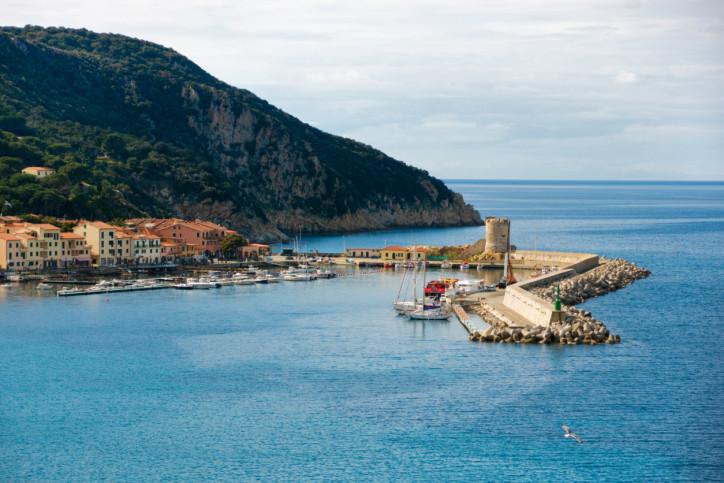 Marciana Marina, Isola d'Elba, Toscana