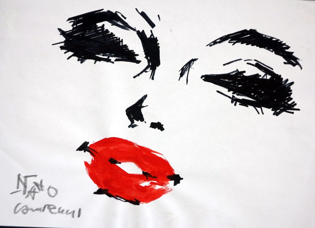 Marilyn vista da Silvano Campeggi detto Nano