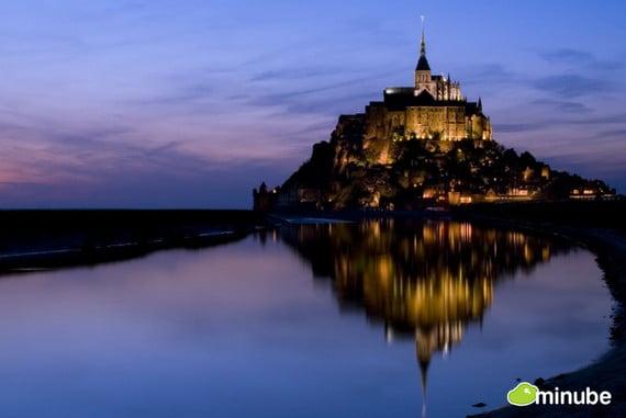 50 città da visitare almeno una volta nella vita - Mont Saint Michel