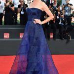 Luisa Ranieri alla Mostra del Cinema di Venezia 2014