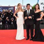 Camila Sola, Al Pacino e Lucila Sola