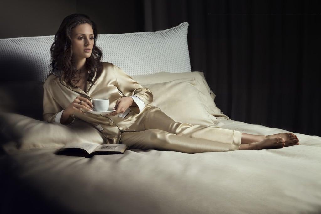 Olga Frua: la biancheria e il corredo della nonna tornano a vestire la nostra camera da letto