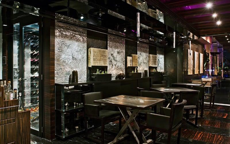 L'indice di eleganza è molto alto, dagli interni ai piatti preparati con dedizione dallo chef Salvatore Bianco