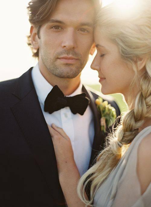 Treccia non perfetta e morbida / Pagina Fb Matrimonio.it ...