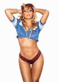 Una posa sexy di Beyoncé