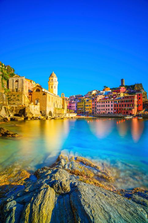 Pochi sanno che il borgo di Vernazza è tra i più belli d'Italia