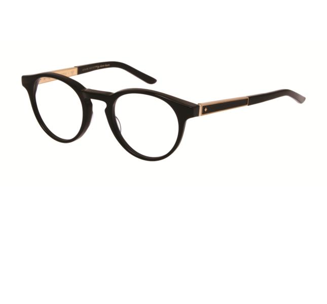 Modello Aristotle occhiali da vista black / Leisure Society