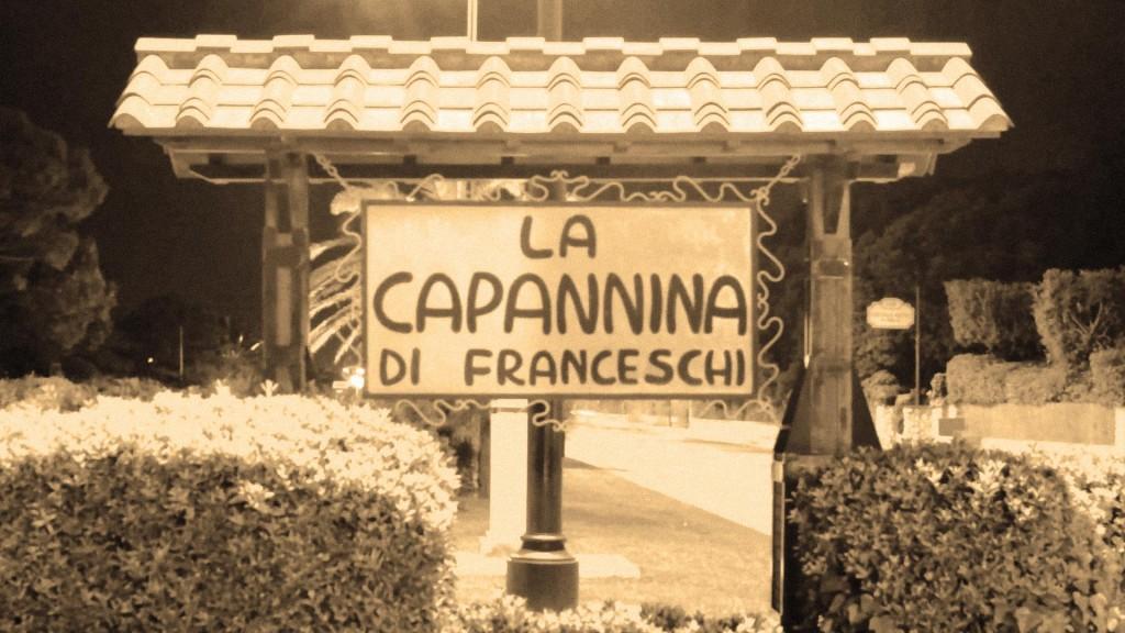 La Capannina: storica discoteca attiva dal 1926