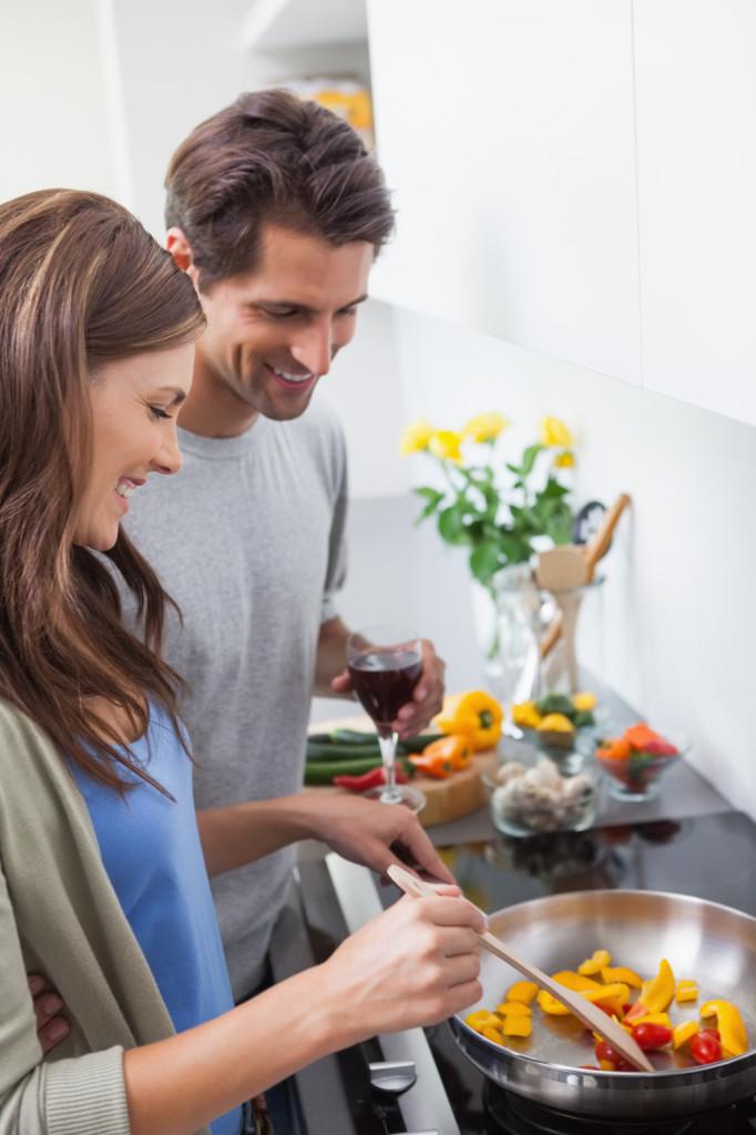 Se amate cucinare in coppia scegliete una cucina a U