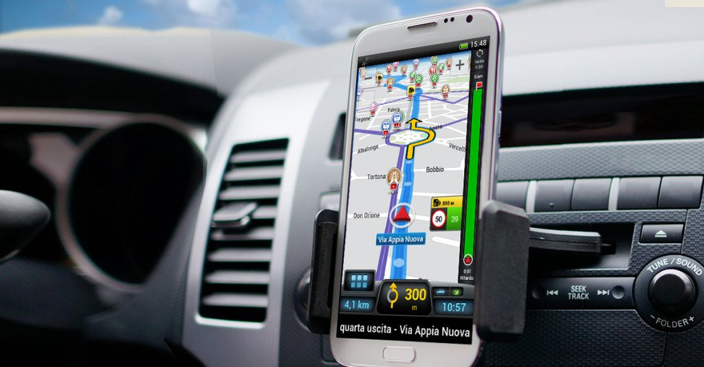 La app di navigazione per Android