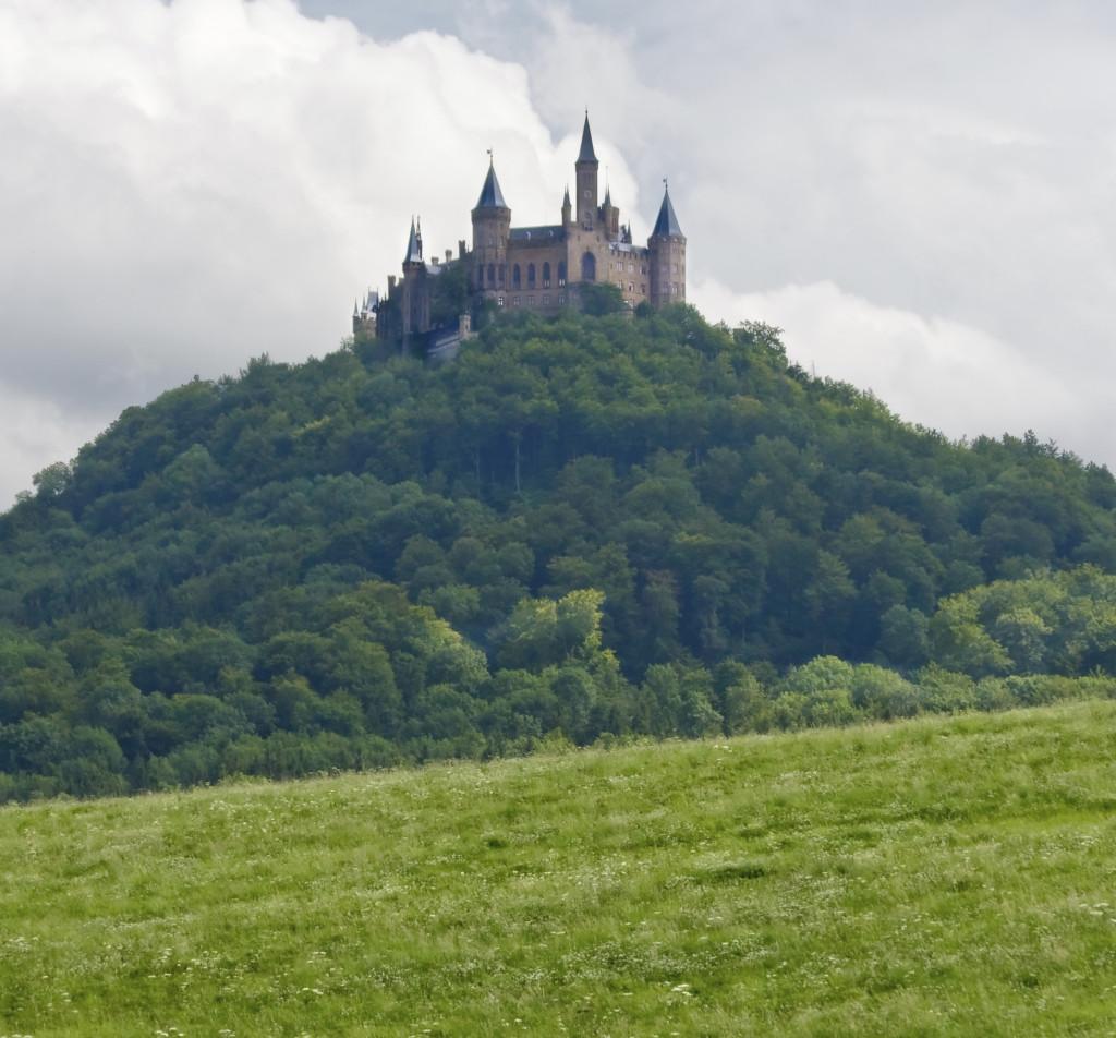 Castelli nella Foresta Nera, Germania