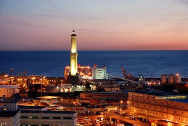 Genova, città romantica e accogliente è l'ideale per una serata speciale