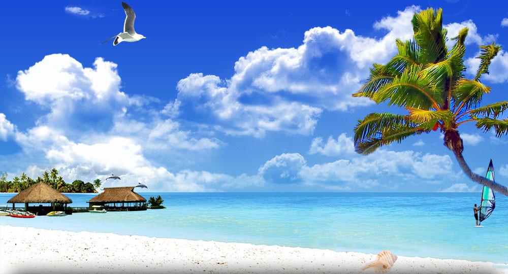 Una cartolina da sogno da Mauritius