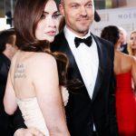 Megan Fox con il marito