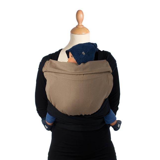Mei tai BB Tai - Sabbia con fascia poggia testa. Dalla nascita fino ai 17 kg. A 89.00 Euro su tabata.shop