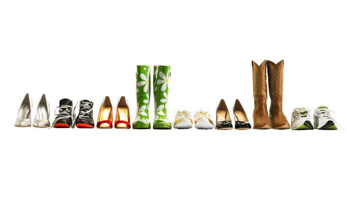 Organizzare la scarpiera