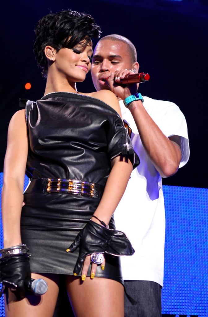 Rihanna in concerto