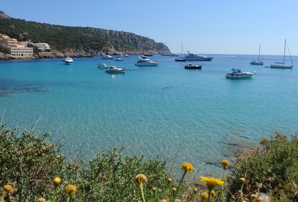 L'acqua cristallina delle Baleari