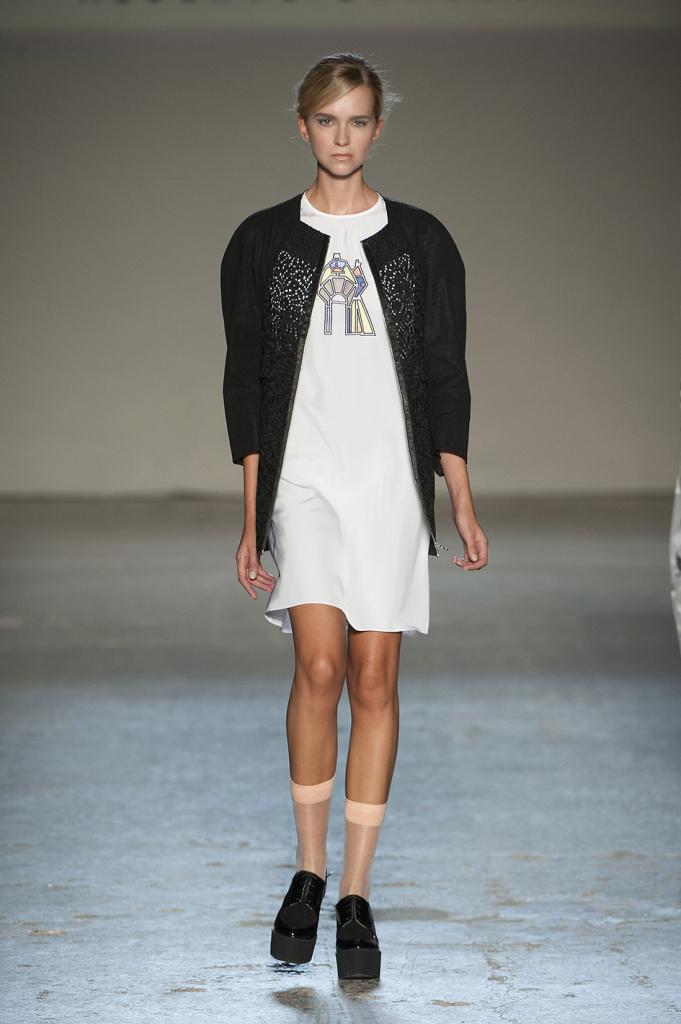 Alberto Zambelli: la sfilata S/S 2015 alla Milano Fashion Week